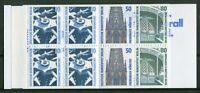 Berlin MH 14 mZ postfrisch Markenheftchen mit Zählbalken SWK  MNH