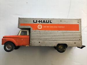 Nylint 1970's U-Haul Truck - Pressed Steel - Needs Restored