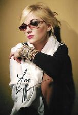 Melody Gardot signed 8x12 inch photo autograph