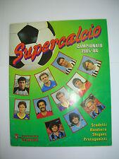 ALBUM FIGURINE CALCIATORI PANINI SUPERCALCIO 1985-86 - VUOTO / EMPTY