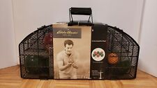 Eddie Bauer Competition Bocce Ball Set Metal Carry Case BRAND NEW