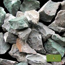 Verdite Green African Jade Crystal Fuchsite Mineral Specimen