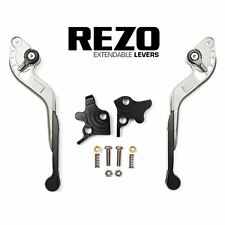 Extendable Silver Lever Set R-19 Y-688 Cams
