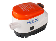 750 GPH Automatic Bilge Pump Marine Boat Built in Float Switch NO Attwood Sahara