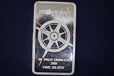 10 oz Provident .999 Fine Silver Bar