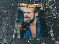 NOV 1979 AMERICAN FILM early movie magazine - BOB FOSSE - ALL THAT JAZZ