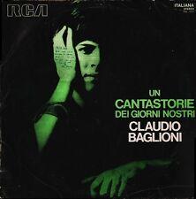 Claudio Baglioni – Un Cantastorie Dei Giorni Nostri (CD - Album - Paper Sleeve)