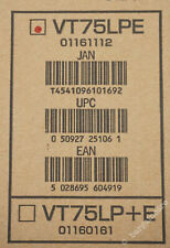 More details for genuine nec vt75lpe lamp unit projector light bulb new sealed open box [g8]