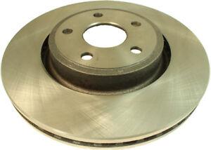 Disc Brake Rotor-Performance Plus Brake Rotor Front Tru Star 491395