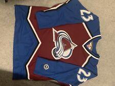 Vintage Colorado Avalanche Jersey #23 Milan Hejduk Avs NHL jersey KOHO