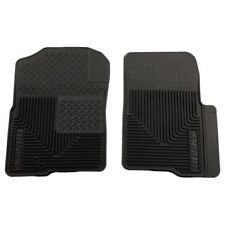 Husky Liners 51231 1st Seat Floor Mats Black For F-150/Navigator/Expedition