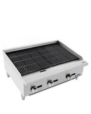 ATOSA ATRC-36 36″ Radiant Broiler NEW! COMMERCIAL KITCHEN