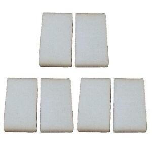 New Dawn Fluval U2 COMPATIBLE Filter Foam Pads (6 Pack) BUNDLE