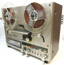 Teac X-300 EE Three Motor Head Reel to Reel Tape Deck Recorder Vintage RARE Nice