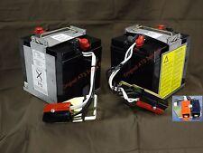 04N5379 IBM battery packs.(2 X 44H7785) 9406 600, 620, 720, S10, S20. New batts
