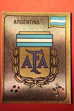 Panini ITALIA 90 N. 114 ARGENTINA BADGE VERY GOOD / MINT CONDITION!!