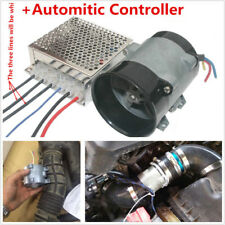 Professional DC12V Automatic Car Electric Turbine Power Turbo Charger&Controller
