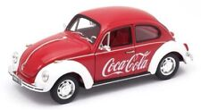 OXFORD DIECAST WE002CC 1:24 VOLKSWAGEN VW BEETLE COCA COLA NEW TOY MODEL CAR BUG