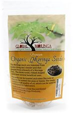 Global Moringa Seeds Organic 40 grams (100 seeds) AMERICAN SELLER