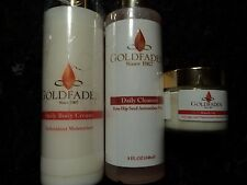 "Goldfaden Body Makeover 3-Piece Set ""free Shipping"""