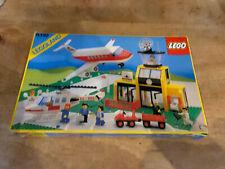 Super RARE Vintage Lego LEGOLAND 6392 Airport BOX ONLY - EMPTY BOX & Insert
