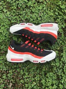 NEW Nike Air Max 95 Baltimore Maryland Crab, Orange/Black Mens Sz 13 CD7792-001