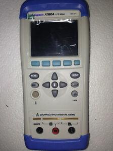 Brand New AT824 Digital LCR Meter Tester