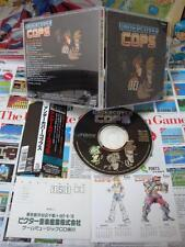 Game Music:Undercover Cops [TOP IREM / RARE + SPINE] COMPLET - Jap