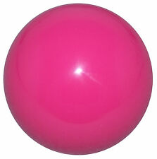 Solid Hot Pink shift knob M8x1.25