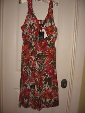 NEW WOMENS XL RIPE LIMITED MATERNITY SUN DRESS  $124.00