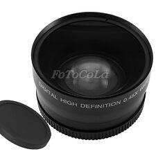 58mm 0.45x Macro WIDE Angle LENS for Canon 450D 550D 600D 650D 700D 1100D 1200D
