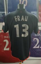 Maillot jersey trikot shirt maglia trikot PSG worn porté L 2006 2007 frau 06 07