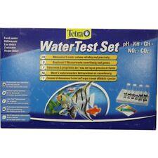 Tetra Water Test Kits Testing Aquarium pH GH KH Oxygen Nitrite Nitrate Ammonia