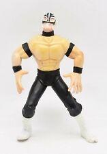 WCW Smash 'N Slam Rey Mysterio Wrestling Loose Action Figure Toy Biz 1999