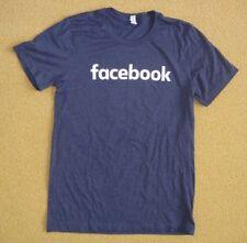 FACEBOOK Social Media Network INTERN T-SHIRT Size Men's MEDIUM Employee Computer