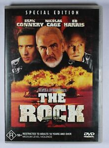 The Rock DVD Special Edition FREE POST