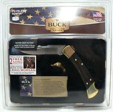 NEW IN BOX BUCK 110 FOLDING HUNTER POCKET KNIFE