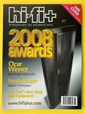 Hi-Fi + Forti Rivista - Oct 2008 #61 - Thorens TD160 HD - Copland Cta 405 Amp