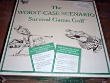 WORST-CASE SCENARIO SURVIVAL GAME: GOLF ~ BY UNIVERSITY GAMES ~ NEW,  SEALED