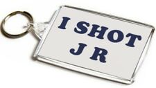 I Shot JR Jumbo Keyring. Inspired by Father Ted