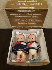 1980'S HORSEMAN Dolls HEBEE SHEBEE BILLIKIN Dolls LE Mint  Vintage rare