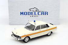 Modello di auto di gruppo - 18045 ROVER 3500 v8 1974 livrea della Polizia scala 1:18