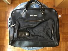 Diesel Vintage Black Bag with shoulder strap