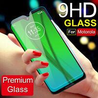 For Motorola Moto G7 Plus/G7 Power/Play Premium Tempered Glass Screen Protector