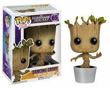 Funko Pop! Dancing Groot Guardians Of The Galaxy Vinyl Figure Baby Groot