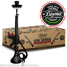 Beamer M16 Gun Hookah Shisha Nargila Smoking Pipe Set Flavors Tobacco Charcoal