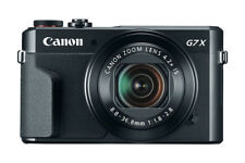Canon Powershot G7 X Mark II Black Digital Camera Japan Domestic Version New