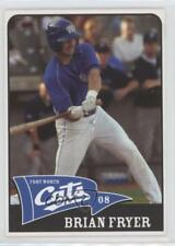 2008 Fort Worth Cats Team Issue Brian Fryer