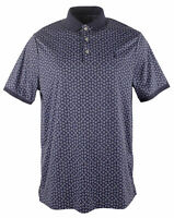 Polo Ralph Lauren Men's Big and Tall Paisley Print Polo Shirt