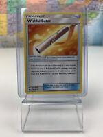 SHIPS SAME DAY Pokemon Card NM Wishful Baton 128/147 Trainer Item 2017 Uncommon